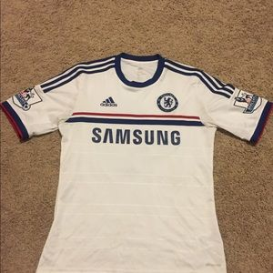 Adidas Chelsea Juan Mata Away Jersey